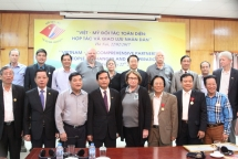 strides in vietnam us relations