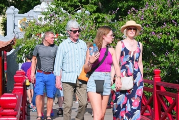 Việt Nam receives 1.43mn foreign visitors in January
