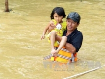 unicef helps ninh thuan mitigate disasters focusing on children