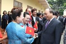 vietnam thailand thailand vietnam friendship associations seek to solidify cooperation