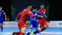 AFC Futsal: Vietnam grasp quarterfinal place