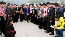 na vice chairwoman attends spring programme in son la