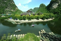 trang an meeting place of river and mountains