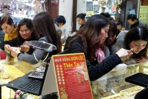 gold shops prepare for surge on god of wealth day