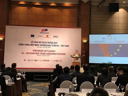 Sách trắng của EuroCham: Việt Nam vẫn là điểm đến hấp dẫn cho FDI - Ảnh 1