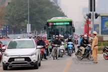 Other vehicles could use BRT lanes: says transportation authorities