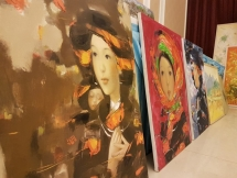 vietnamese artists to bring paintings to india and bangladesh