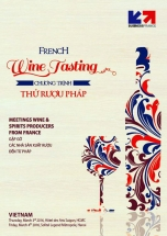 7th edition of french wine tasting in vietnam