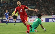Vietnam men's national football team leaves for Iran