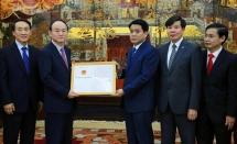 samsung starts building us 220m rd centre in vietnam