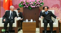 vietnam thailand enjoy growing friendship