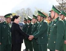 border guards in dien bien commended for anti crime diplomatic efforts