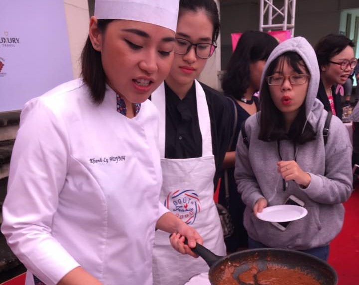 French Master Chef tour in Hanoi: Food - Friends - Fun