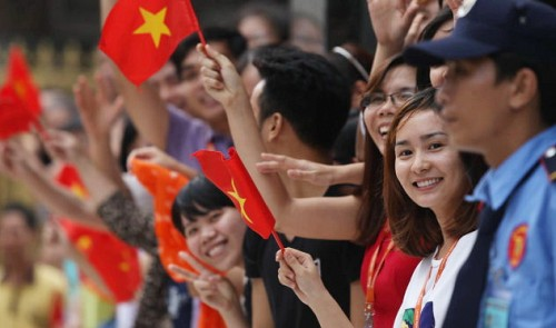 Vietnam world's 94th happiest country: report