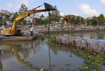 mekong delta braces for salt intrusion