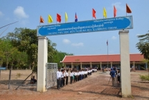 Cambodia appreciates Vietnamese rubber firms' contribution