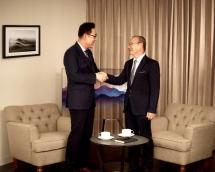 Coach Park Hang Seo becomes Samsung brand ambassador