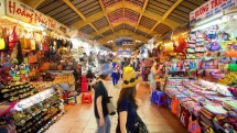 many supermarkets offer promotion after national social distancing ends