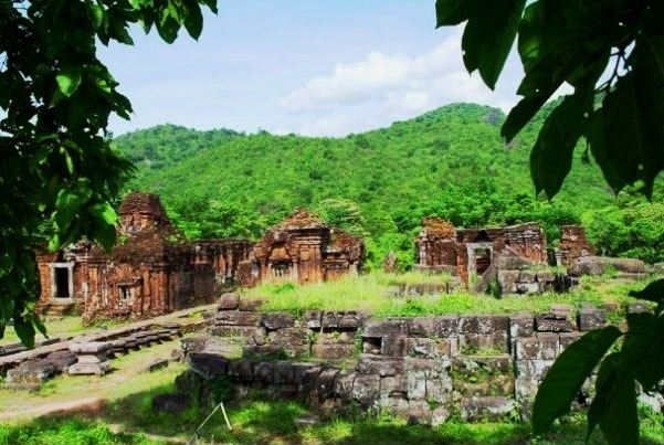 India funds USD 2.2 million to restore My Son Relics Complex