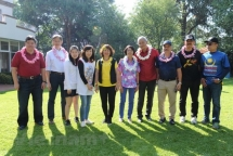 vietnamese embassy takes part in asean family day in mexico