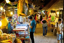 Night market to open in Ly Son Island
