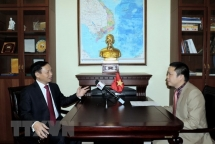 ambassador high political trust drives vietnam russia ties forward