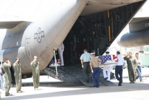 Vietnam hands over remains of American MIA