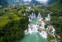 multi facet values of non nuoc cao bang geopark