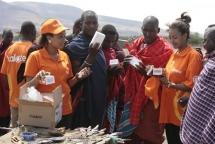 vietnamese telecome group contributes to tanzanias development