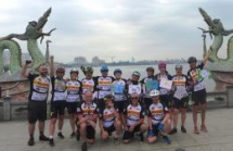 h2h around the world virtual ride raises funds for underprivileged children