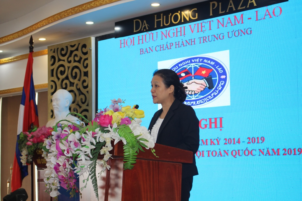 Young generations to give new motivations to Vietnam-Laos Friendship Association's activity