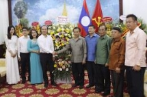 vietnam times asks for lao embassys support in developing its lao online site