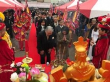 phu tho hung kings temple festival cancelled over covid 19 concerns