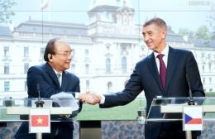 vietnam czech republic issue joint statement