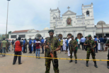 multiple blasts hit sri lanka churches hotels at least 200 dead hundreds injured