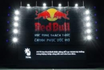 red bull and vmlyr recycle cans to light up playgrounds in vietnam