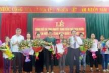 lao citizens naturalised in dien bien northern province