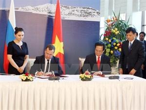 Vietnam, Eurasia Economic Union sign free trade agreement