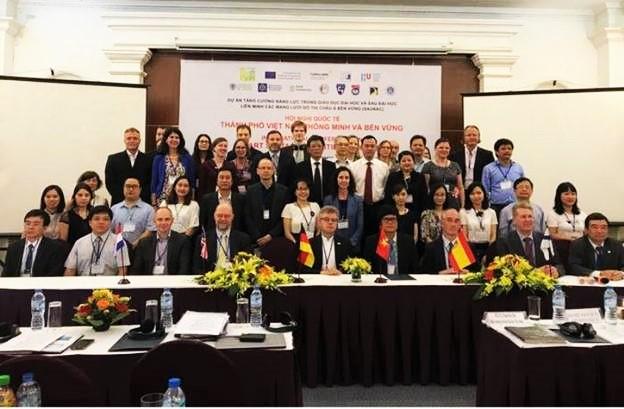 Vietnam, Netherlands Universities to join hands in building smart sustainable cities