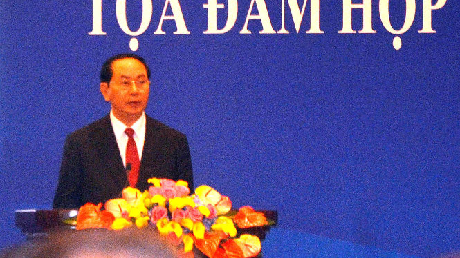 Vietnam welcomes new investment flows from China, President