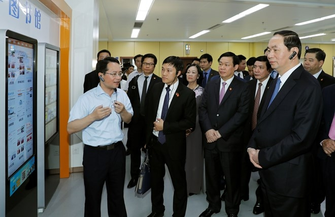 Vietnam welcomes China's investment in high technology-based projects