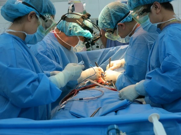HIV patient's heart surgery successfully conducted in Hanoi