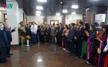 Vietnamese veterans meet with Ukrainian veterans in Kiev