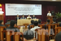 vietnam china hold huge potential for trade investment cooperation