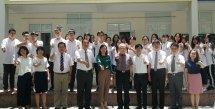 taiwanese university strengthens support for vietnamese highschool