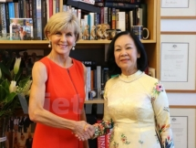 Australian FM talks about Vietnam-Australia relationship ahead of visit