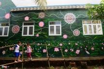 In photos: Australia - Vietnam Mural Village in Dong Thap