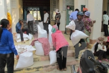 Almost 536 tonnes of rice offered to northern Ha Giang province