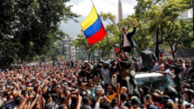 president maduro hangs on as venezuelan protests peter out