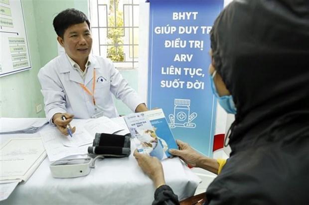 Hanoi launches U=U campaign to control HIV/AIDS cases